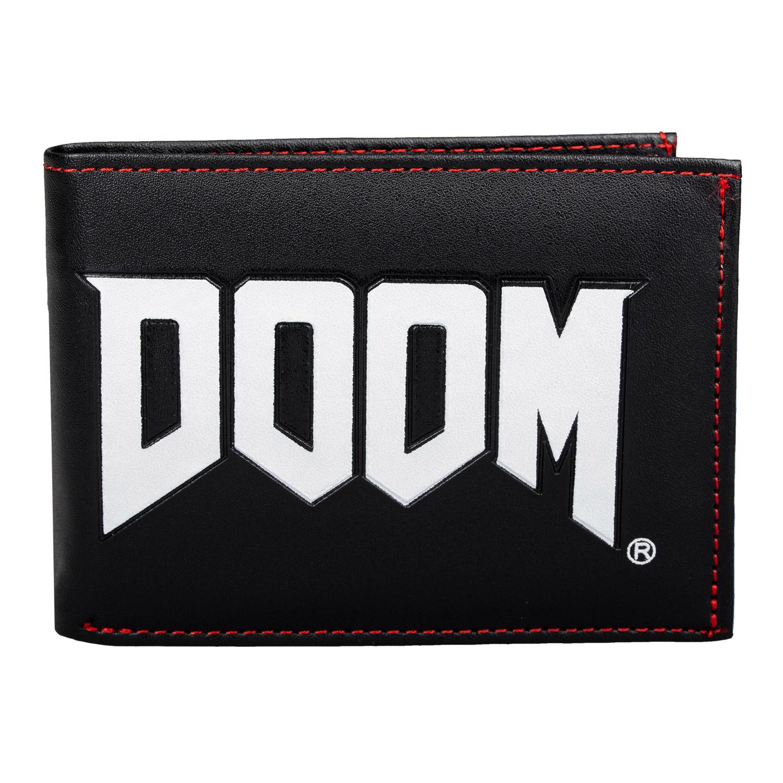 Peněženka Doom - Logo (PC)