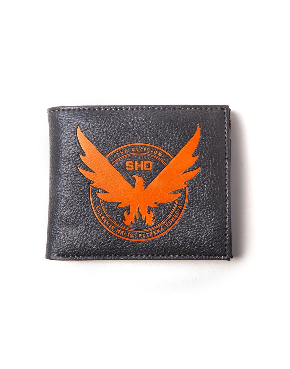 Peněženka The Division - SHD Logo (PC)