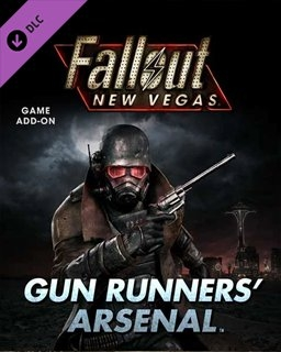 Fallout New Vegas Gun Runners Arsenal (PC DIGITAL)