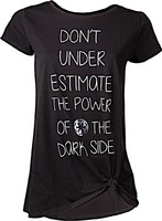Tričko dámské Star Wars - Dont Underestimate the Dark Side (velikost XL) (PC)