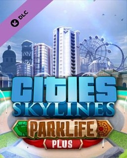 Cities Skylines Parklife Plus (PC DIGITAL) (PC)