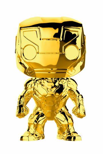 Figurka Marvel - Iron Man (chrome) (Funko POP! Marvel 375) (PC)