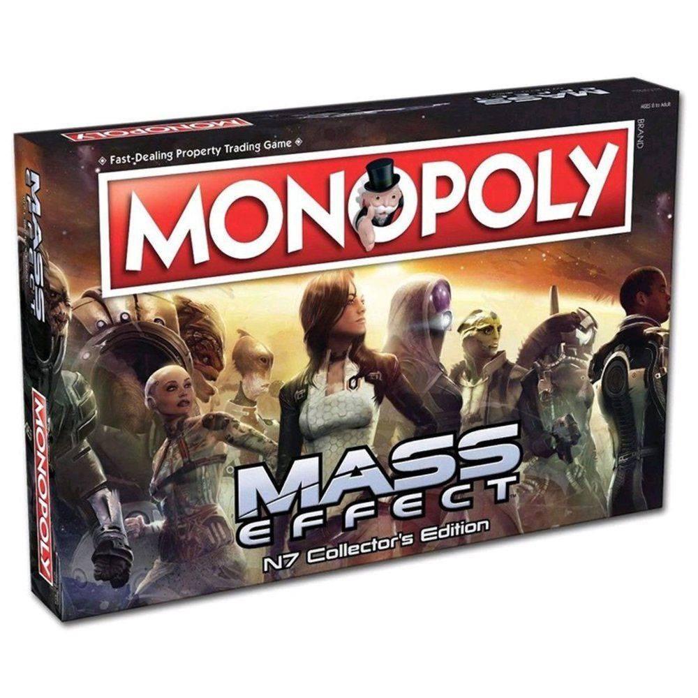 Desková hra Monopoly Mass Effect (PC)