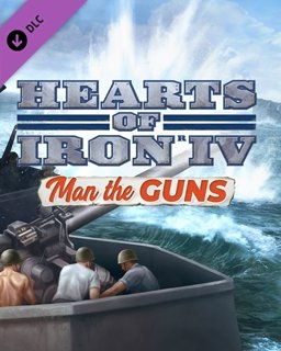 Hearts of Iron 4 Man the Guns (PC DIGITAL)