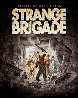 Strange Brigade Deluxe edition (PC DIGITAL)