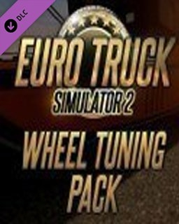 Euro Truck Simulátor 2 Wheel Tuning Pack (PC DIGITAL)