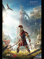 Plakát Assassins Creed: Odyssey - Keyart