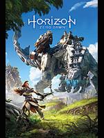 Plakát Horizon: Zero Dawn - Key Art