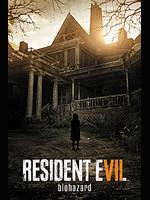 Plakát Resident Evil 7 - Key Art