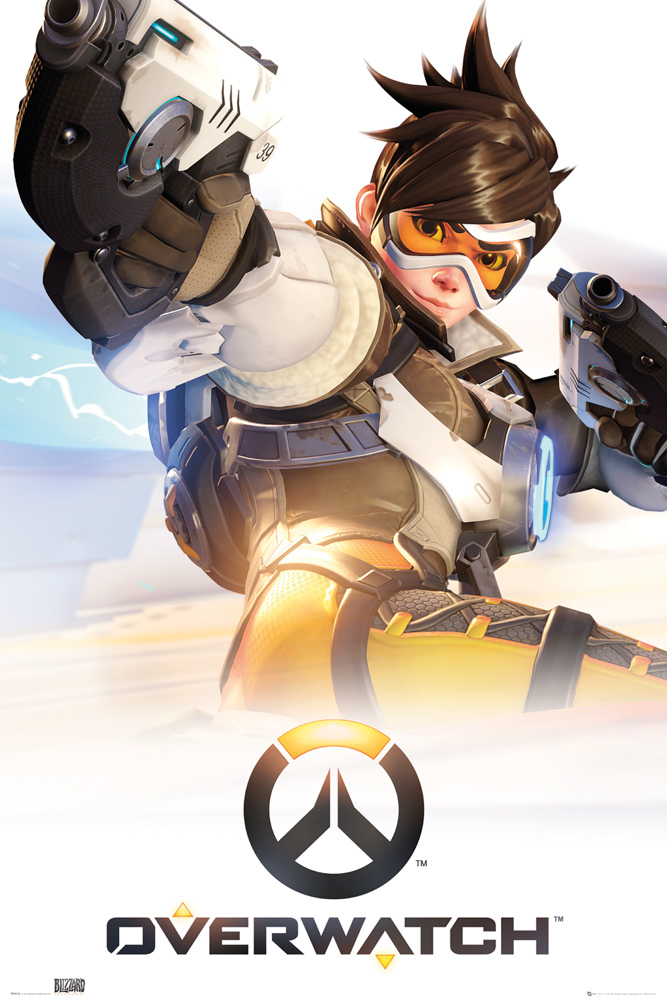 Plakát Overwatch - Key Art (PC)