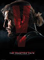 Plakát Metal Gear Solid V - Cover