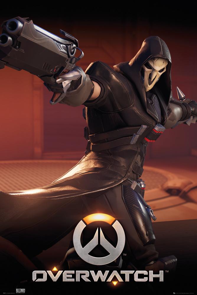 Plakát Overwatch - Reaper (PC)