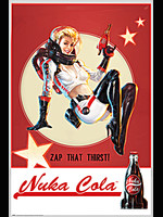 Plakát Fallout 4 - Zap That Thirst