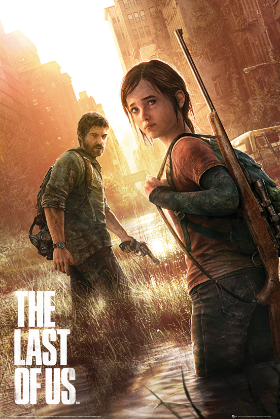 Plakát The Last of Us - Key Art (PC)