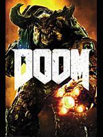Plakát Doom - Cyber Demon