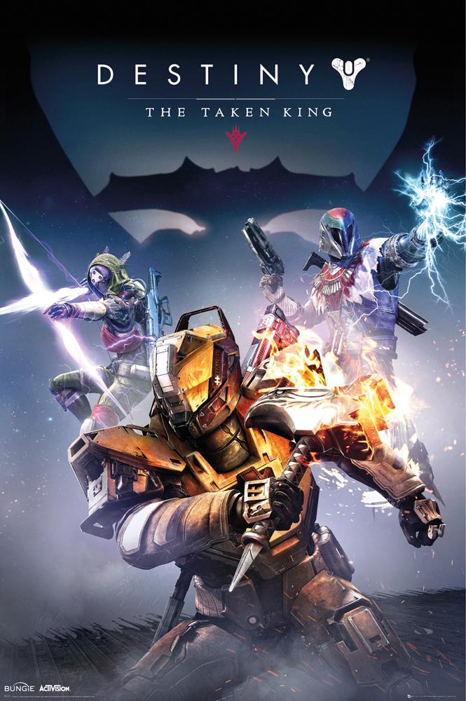Plakát Destiny - Taken King (PC)