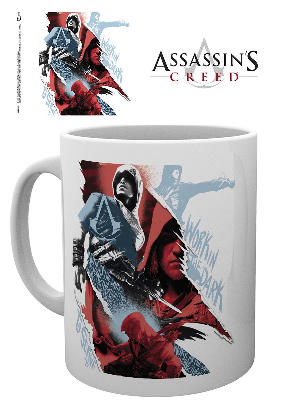 Hrnek Assassins Creed - Compilation (PC)