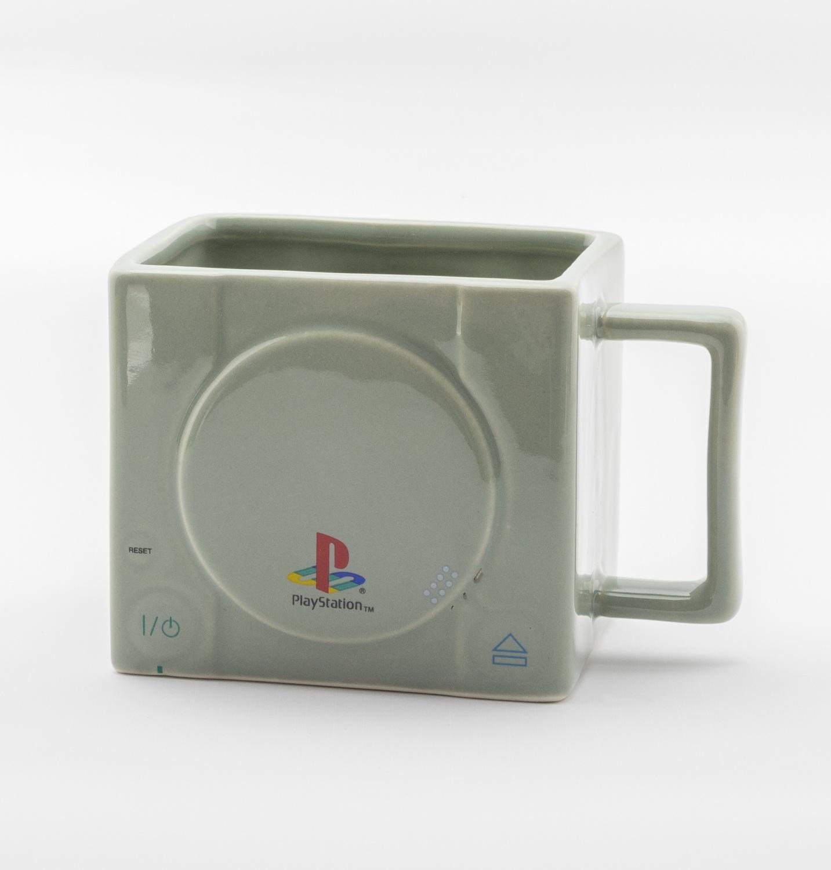 Hrnek PlayStation - 3D Console (PC)