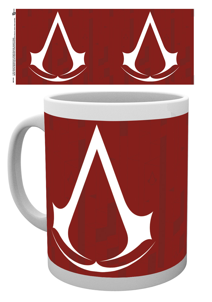 Hrnek Assassins Creed - Symbol (PC)