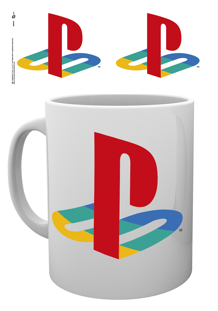 Hrnek PlayStation - Colour Logo (PC)