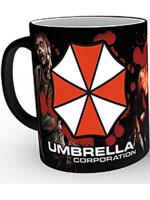 Hrnek Resident Evil - Umbrella (Měnící hrnek)