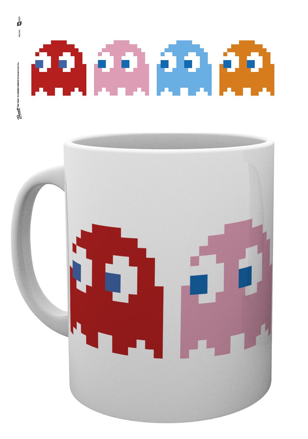 Hrnek Pac-Man - Ghosts (PC)
