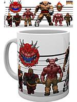 Hrnek Doom - Classic Enemies