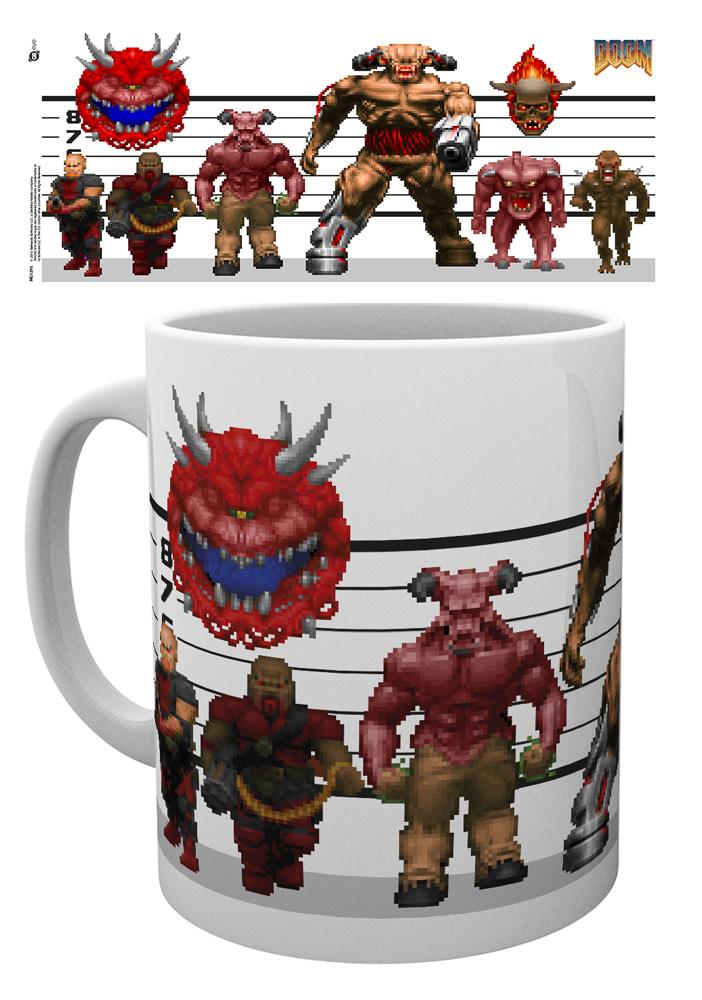 Hrnek Doom - Classic Enemies (PC)