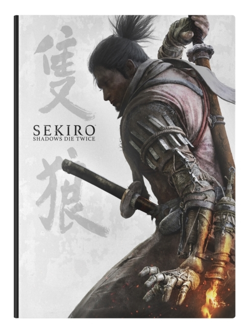Oficiální průvodce Sekiro: Shadows Die Twice (PC)