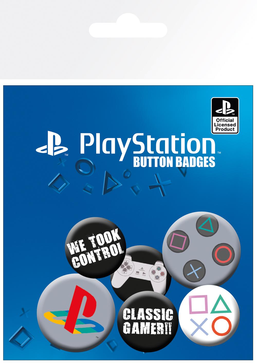 Odznaky PlayStation - Classic (PC)