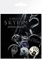 Odznaky Skyrim - Mix