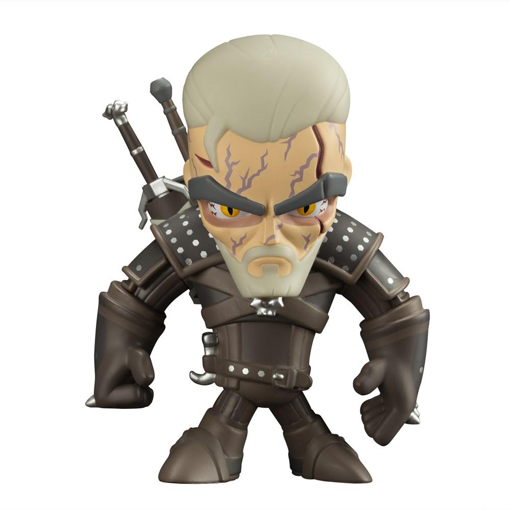 Figurka Zaklínač 3 - Geralt z Rivie Řezník z Blavikenu (vinylová) (PC)