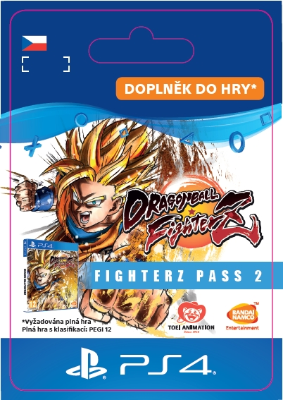 Dragon Ball Fighter Z - Pass 2 (PS4 DIGITAL)