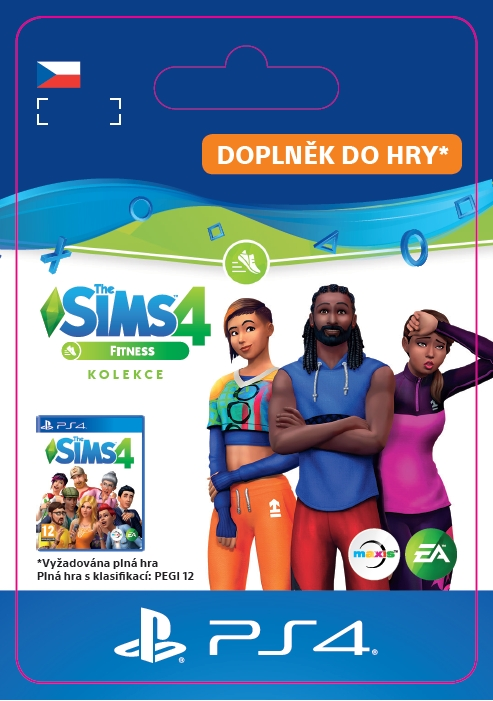 The Sims™ 4 Fitness Stuff (PS4 DIGITAL)