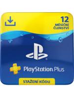 PlayStation Plus - členství na 12 měsíců - 25% sleva (PS4 DIGITAL)