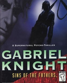 Gabriel Knight Sins of the Father (PC DIGITAL)