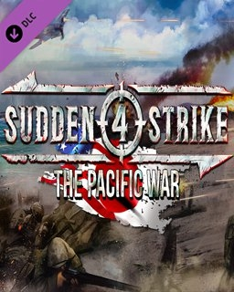 Sudden Strike 4 The Pacific War (PC DIGITAL)