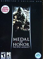 Medal of Honor: Pacific Assault Directors Edition (PC)