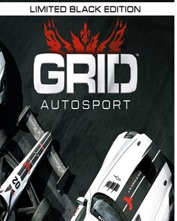 GRID Autosport Black Edition (PC DIGITAL)