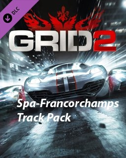 GRID 2 Spa-Francorchamps Track Pack (PC DIGITAL)