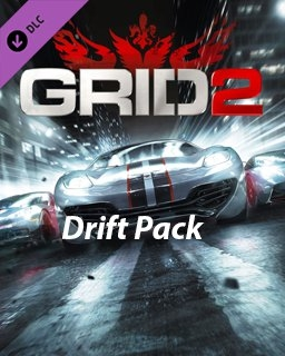 Grid 2 Drift Pack (PC DIGITAL)