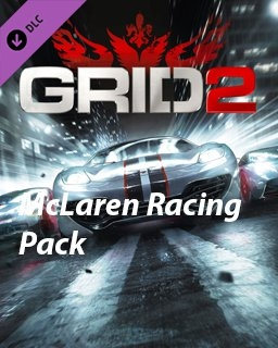 GRID 2 McLaren Racing Pack (PC DIGITAL)