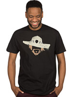 Tričko Overwatch - McCree Spray (americká vel. M / evropská L) (PC)