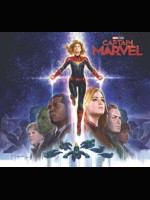 Kniha The Art of Captain Marvel (film)