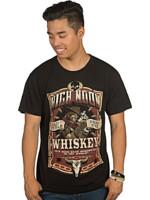 Tričko Overwatch - High Noon Whiskey (americká vel. 2XL / evropská XXXL)  (PC)