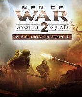 Men of War : Assault Squad 2 War Chest Edition (PC) Klíč Steam
