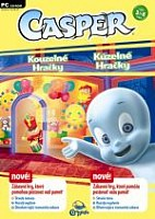 Casper - Kouzelné hračky
