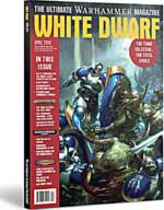 Časopis White Dwarf 2019/04