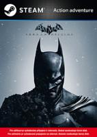 Batman: Arkham Origins (bez disku)