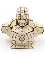 Stavebnice Marvel - Iron Man (dřevěná)